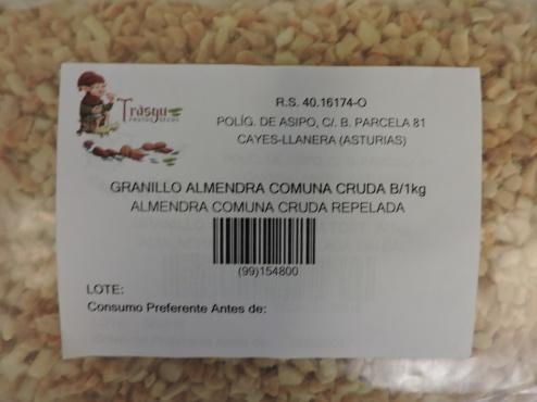 GRANILLO COM CRUDA