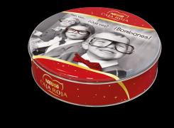 Caja Roja Lata 250 g 1