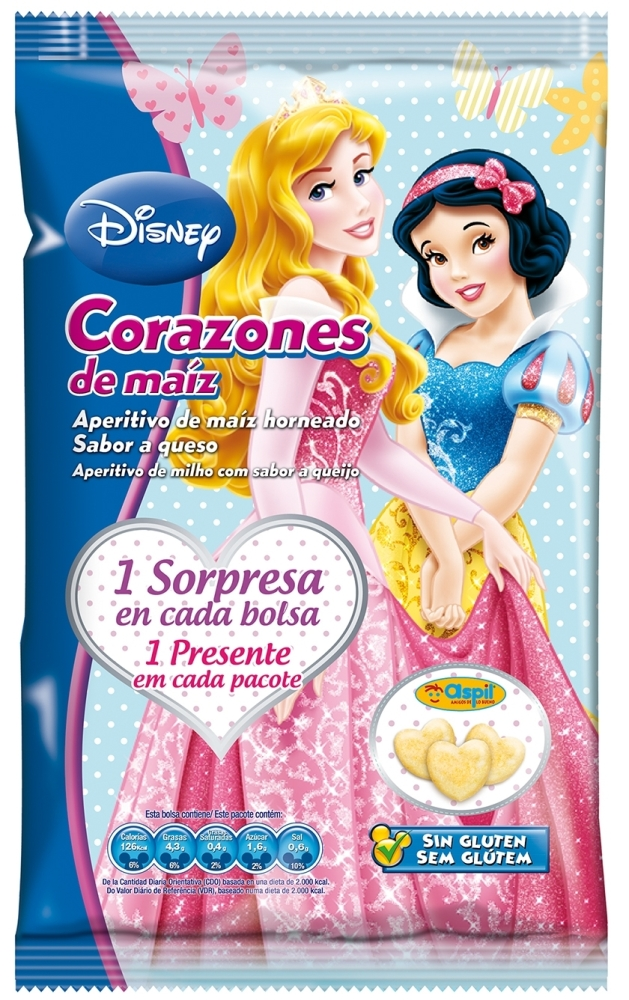Corazones de Maiz