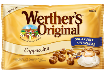 WERTHERS ORIGINAL CAPUCCINO 1000G