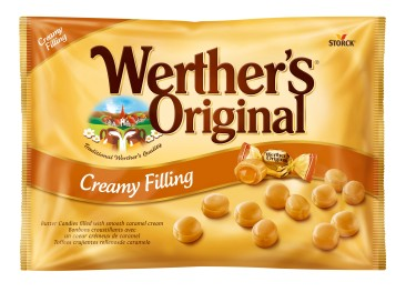 Werther's Original Creamy Filling bag 1000g