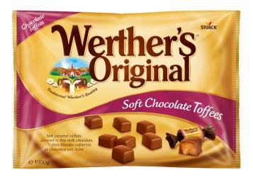 WERTHERS ORIGINAL CHOCOTEFFE 1000g