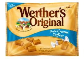 Werther's Original Soft bag 1000g